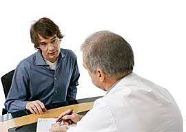 Ein Bild unserer Ärzte im Einsatz als Hausarzt_Praxis Dr. Lunow