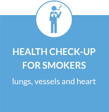 health check-up for smokers